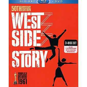 West Side Story [BLU-RAY] USA import
