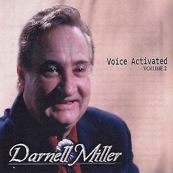 Darnell Miller - stemme aktiveret vol. II [CD] USA import