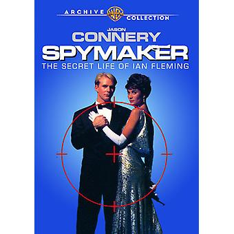 Spymaker: The Secret Life of Ian Fleming [DVD] USA import