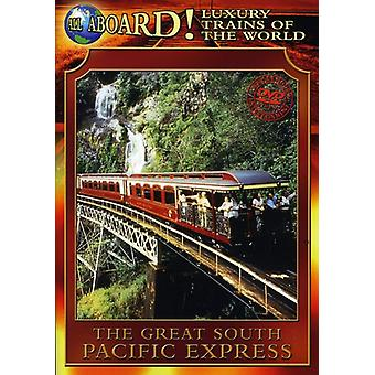 Great South Pacific Express [DVD] USA importerer