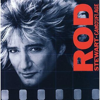Rod Stewart - importer des USA de Camouflage [CD]