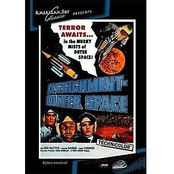 Assignment Outer Space [DVD] USA import