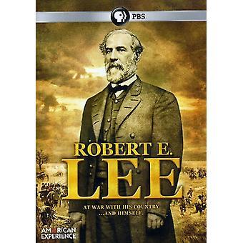 Robert E. Lee [DVD] USA import
