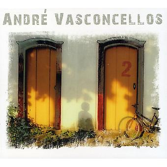 Andre Vasconcellos - 2 [CD] USA import