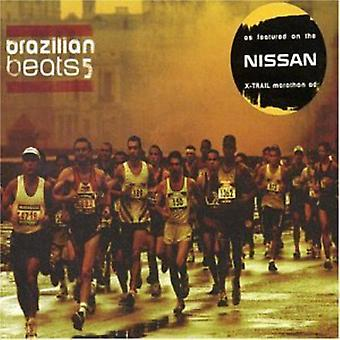 Brasilianske Beats - Vol. 5-brasilianske Beats [CD] USA importerer