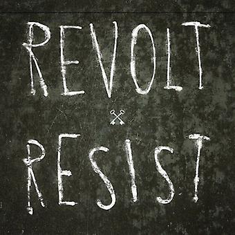 Hundredth - Revolt/Resist [CD] USA import