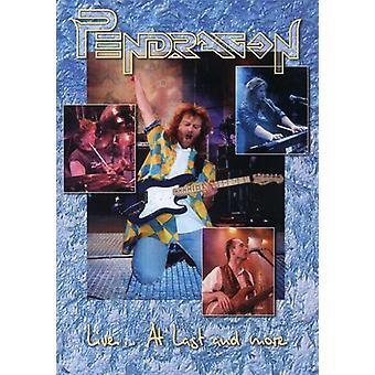 Pendragon - Live at Last & More [DVD] USA import