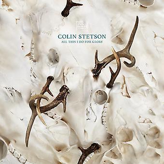 Colin Stetson - alt dette jeg for Glory [Vinyl] USA importerer