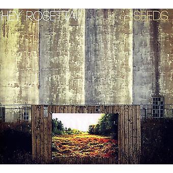 Hey Rosetta - importación de semillas [CD] Estados Unidos
