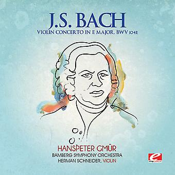 J.S. Bach - Vioolconcert in E groot [CD] USA import