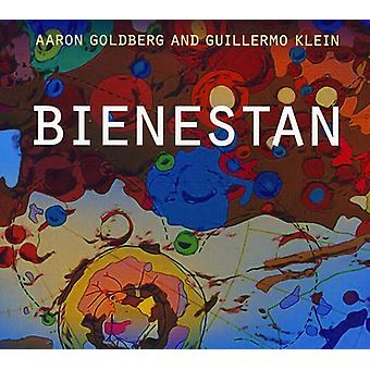 Goldberg, Aaron & Klein, Guillermo - Bienestan [CD] USA import