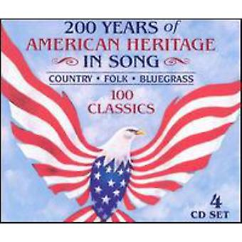 Great American String Band - 200 Years of American Heritage [CD] USA import