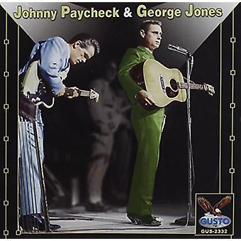 Johnny Paycheck & George Jones - Johnny Paycheck & George Jones [CD] USA import