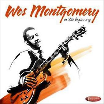 Wes Montgomery - i begyndelsen [CD] USA import