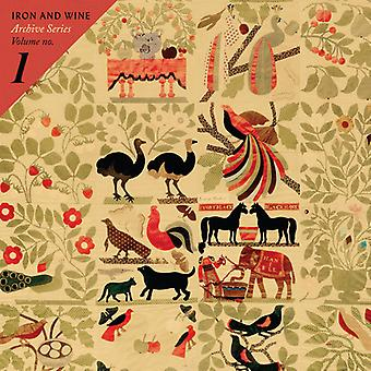 Jern & vin - Arkiv-serien bind nr 1 [CD] USA import