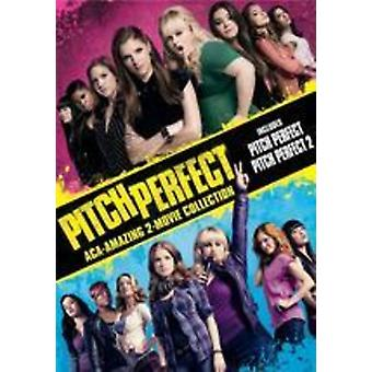 Pitch Perfect Aca-Amazing 2-Movie Collection [DVD] USA import