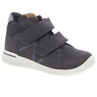 Ecco Drizzle Velcro Girls First Boots