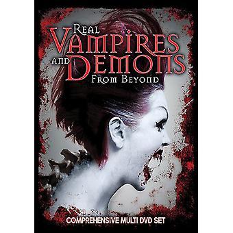 Real vampyrer & dæmoner fra Beyond [DVD] USA importerer