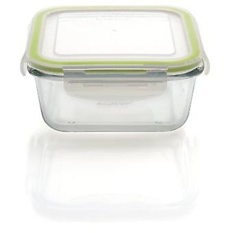 Berghoff Square foodcontainer 0,7l (Home , Kitchen , Storage and pantry , Tuppers)