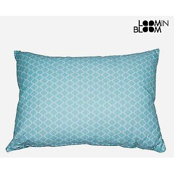 Bigbuy Cojín azul Sweet Dreams (Home , Textile , Cushiones)