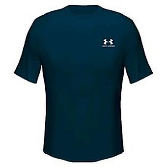 UNDER ARMOUR heatgear loose tee youth [black]