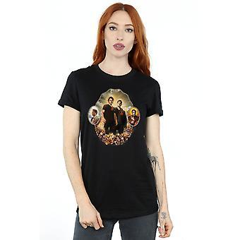 Supernatural Women's Holy Shrine Boyfriend Fit T-Shirt
