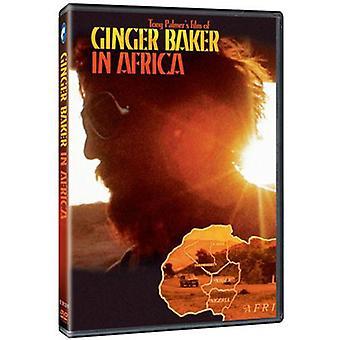 Tony Palmer - Ginger Baker i Afrika [DVD] USA import