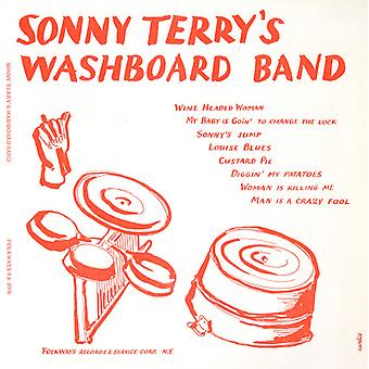 Sonny Terry - Sonny Terry's Washboard Band [CD] USA import