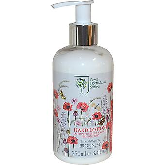 Royal Horticultural Society Valmue Meadow håndlotion 250ml