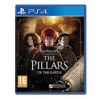 Søjler af jorden PS4 Video spil