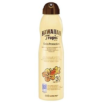 Hawaiian Tropic Satin Radiance Ultra Protection Sun Lotion Spf30 220 Ml