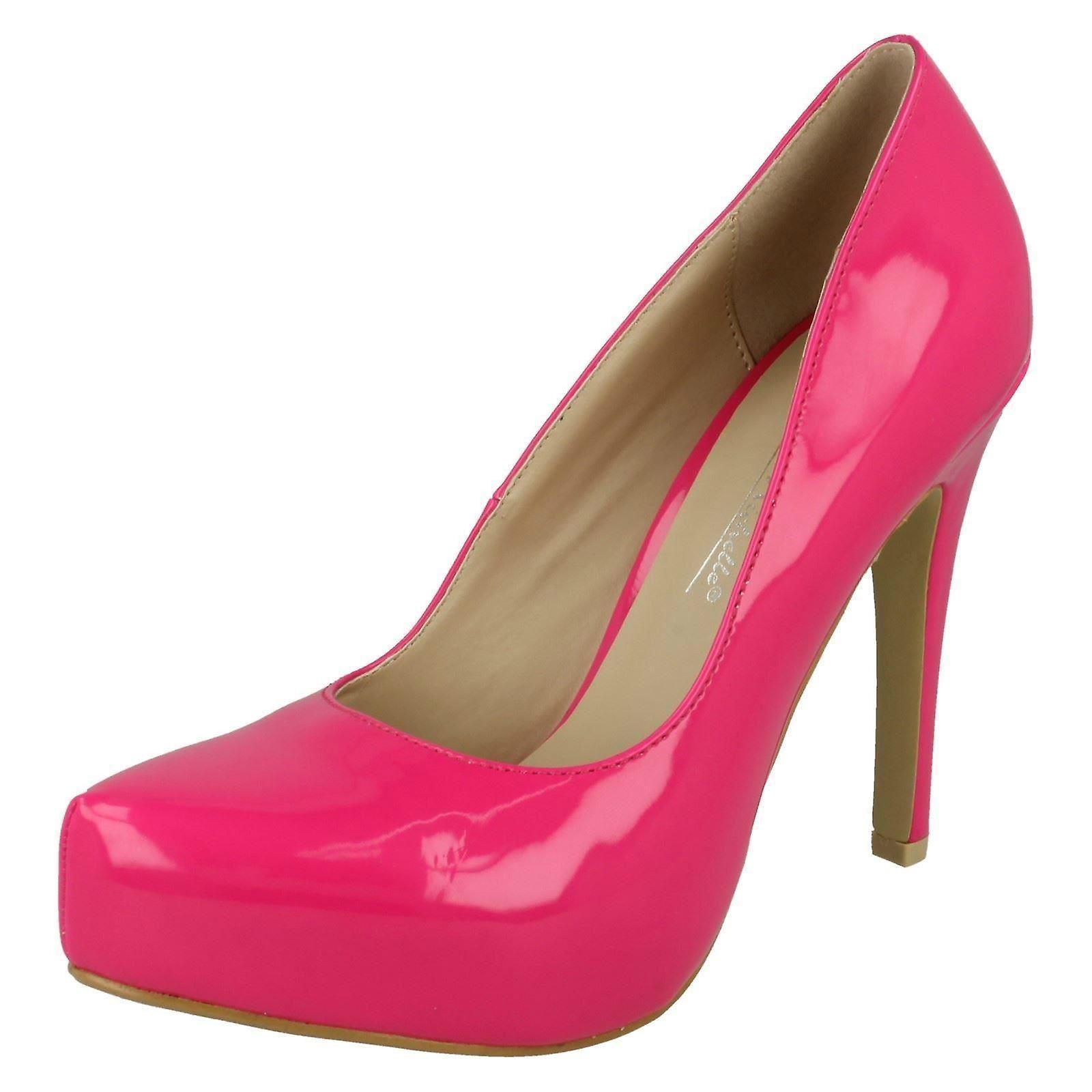 Shoes Court Patent Anne Michelle F9775 Ladies Ag0Iwn
