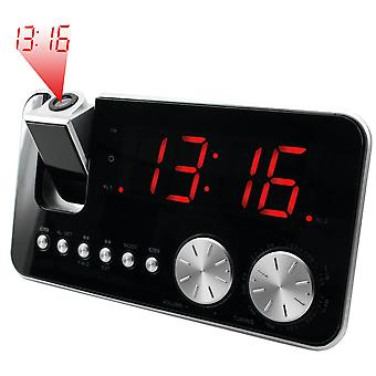 Clock radio AM FM projektion. UR145