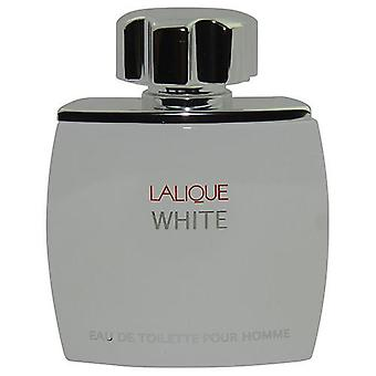 Lalique White By Lalique Edt Spray 2.5 Oz *Tester
