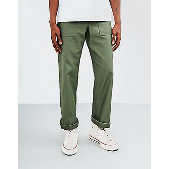 Stan Ray OG 4 Pocket Fatigue Pant 8.5oz Green