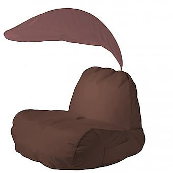 Bean bag bean bags modern soft with illimited indoor and outdoor rugged Brown