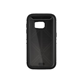 OtterBox Defender Series case for mobile phone-polycarbonate, synthetic rubber-black-Samsung Galaxy S7