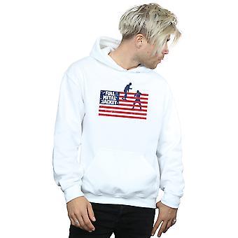 Full Metal Jacket Men's USA Flag Hoodie