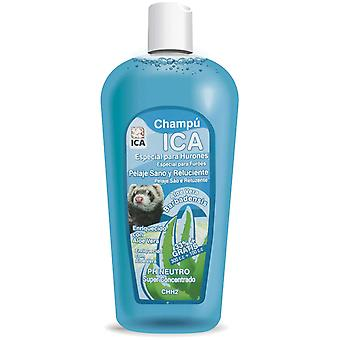 Ica Champu Hurones Aloe 400Cc (Small pets , Hygiene and Cleaning , Shampoos)
