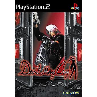 Devil May Cry (PS2) - Factory Sealed