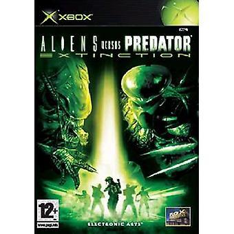 Aliens vs Predator Extinction (Xbox)
