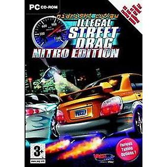 Midnight Outlaw Illegal Street Drag Nitro Edition
