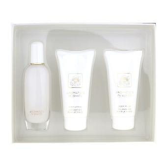 Clinique Aromatics in White Essentials 3 Piece Gift Set