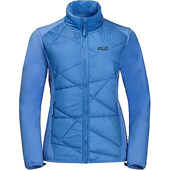 Jack Wolfskin mujeres/damas Prado híbrida Softshell chaqueta abrigo