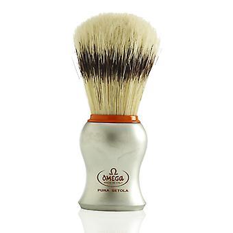Omega 11573 Pure Bristle Shaving Brush