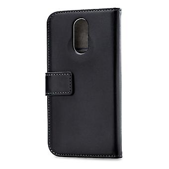 Mobilize MOB-24440 Smartphone Classic Gelly Wallet Book Case Lg Q7 Zwart