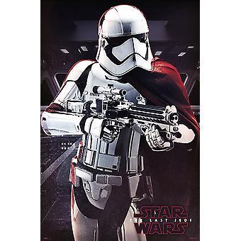 Star Wars Episode 8 Poster Captain Phasma