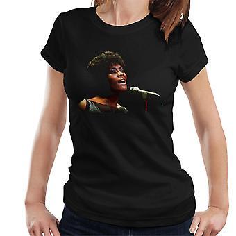 TV Times Dionne Warwick Live Women's T-Shirt