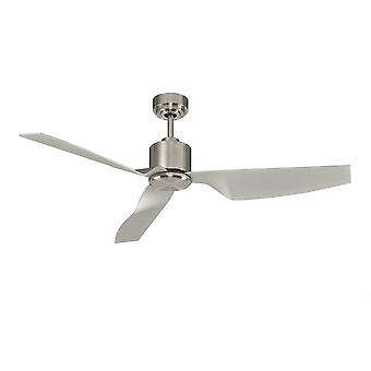 DC Ceiling Fan Airfusion Climate II Brushed Chrome