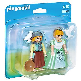 Playmobil 6843 Duo Prinses